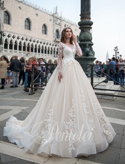 Vestido de novia Pentelei 2209