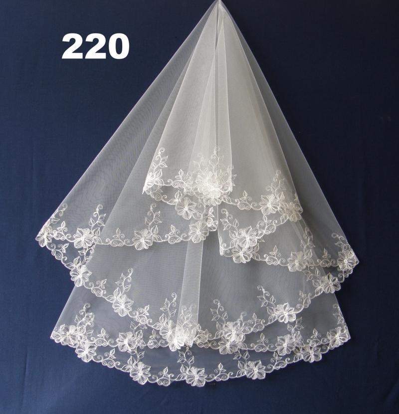 Свадебная фата Fatissimo 220