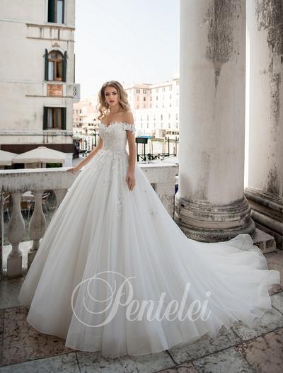 Свадебное платье Pentelei 2211
