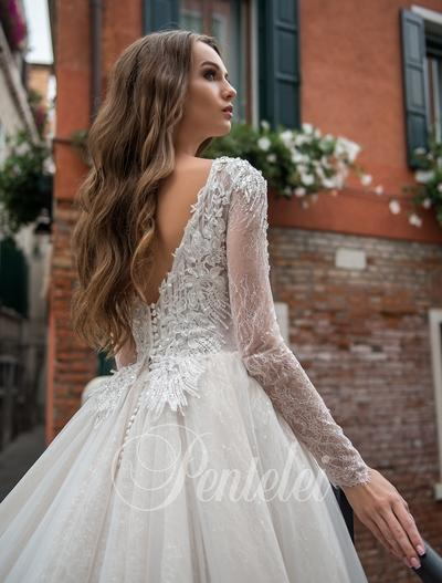 Wedding Dress Pentelei 2213