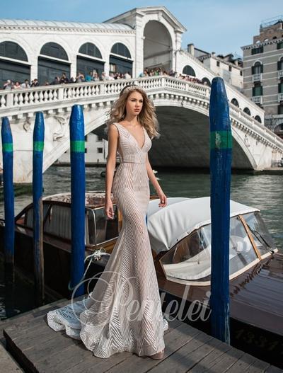 Свадебное платье Pentelei 2218