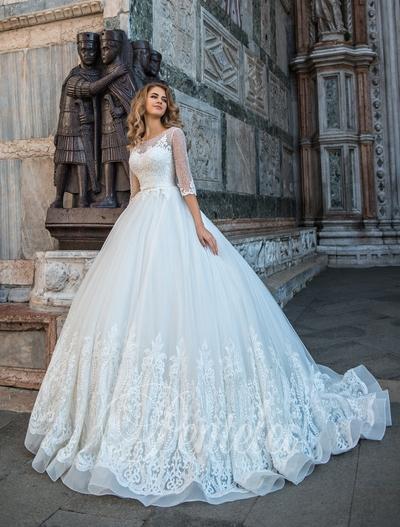 Vestido de novia Pentelei 2220