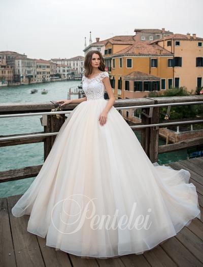 Vestido de novia Pentelei 2221