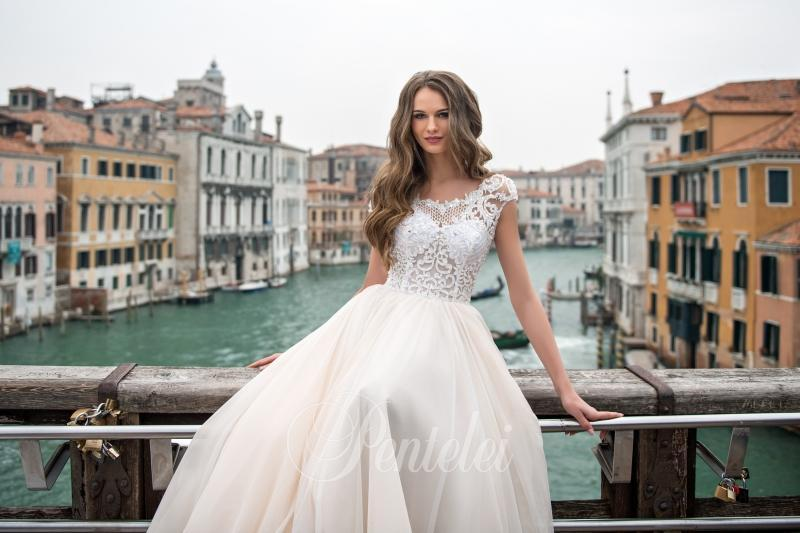 Свадебное платье Pentelei 2221