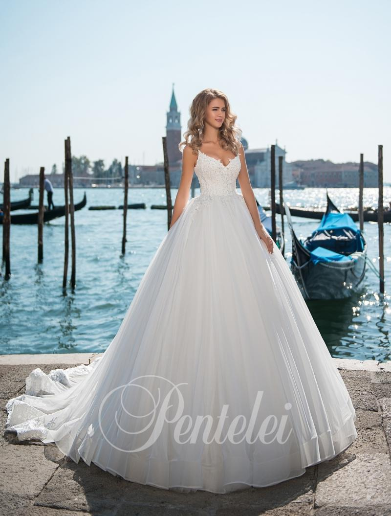 Wedding Dress Pentelei 2223