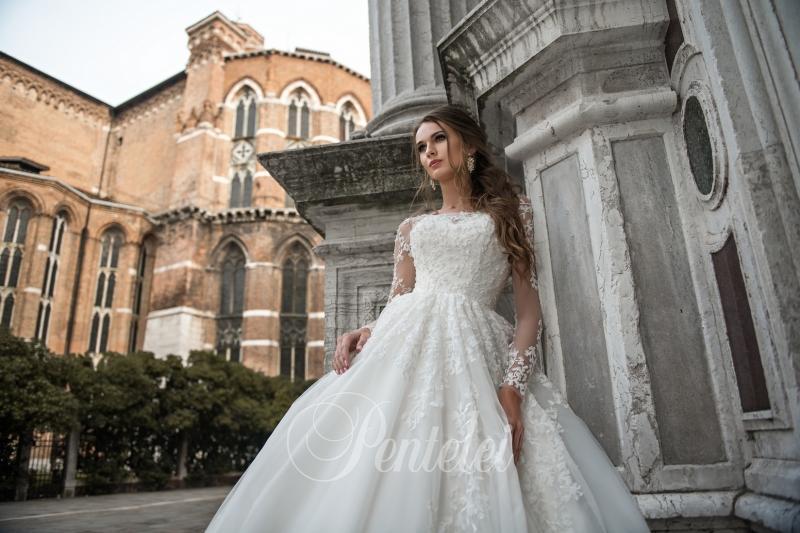 Свадебное платье Pentelei 2252