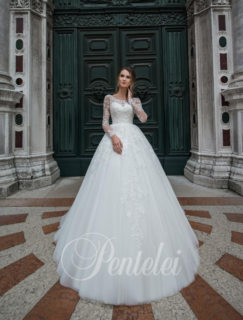 Wedding Dress Pentelei 2252