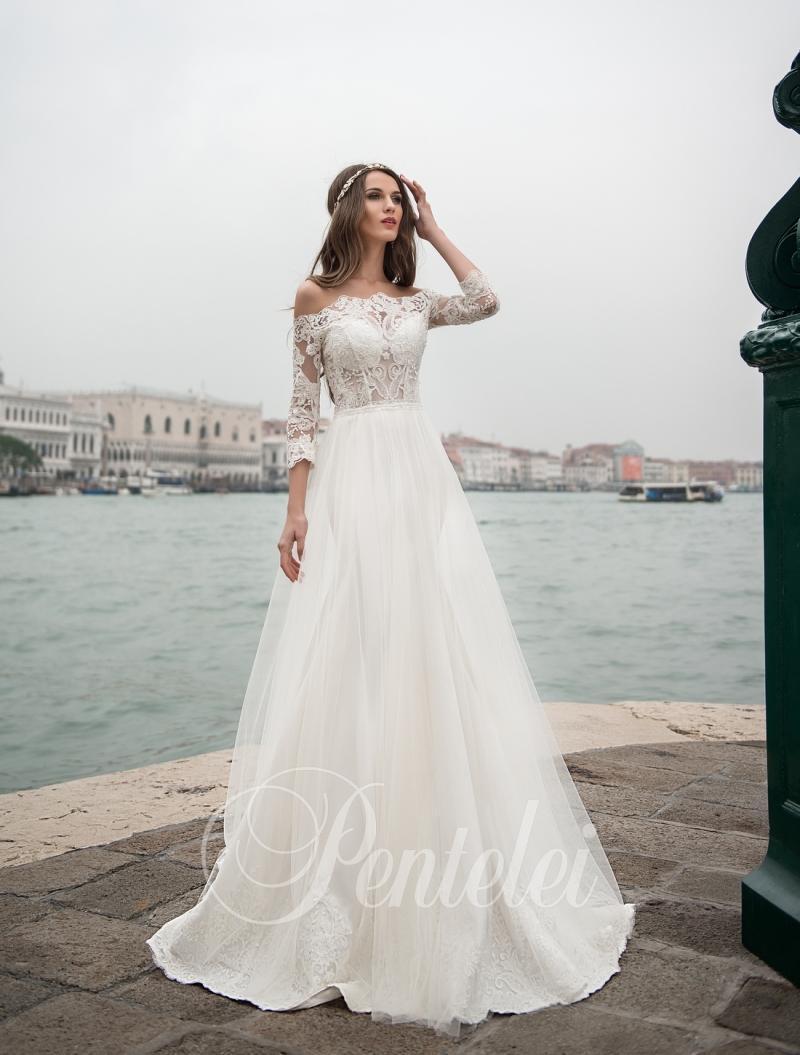 Suknia ślubna Pentelei 2254