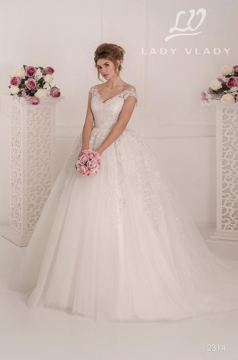 Vestido de novia Lady Vlady 2314