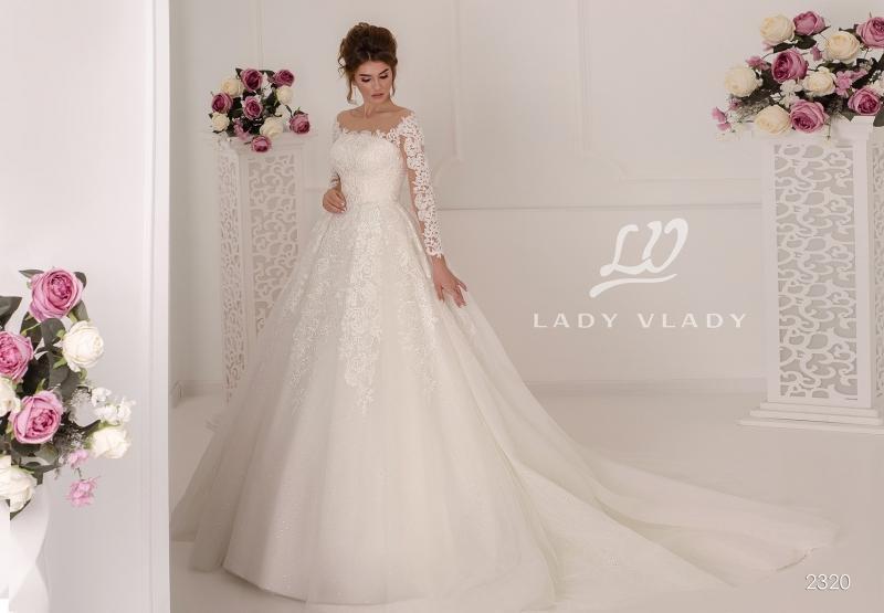 Vestido de novia Lady Vlady 2320