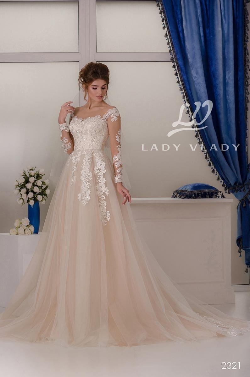 Vestido de novia Lady Vlady 2321