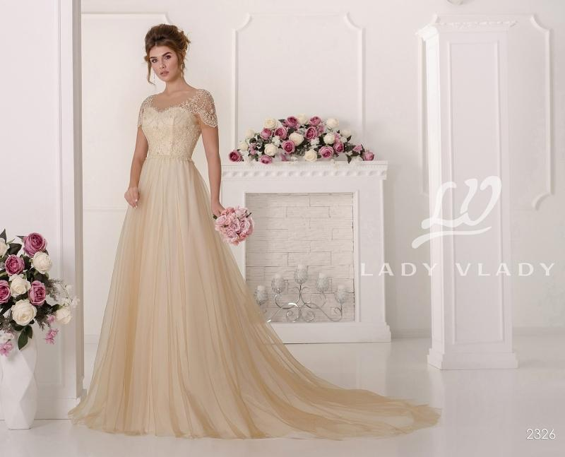 Vestido de novia Lady Vlady 2326