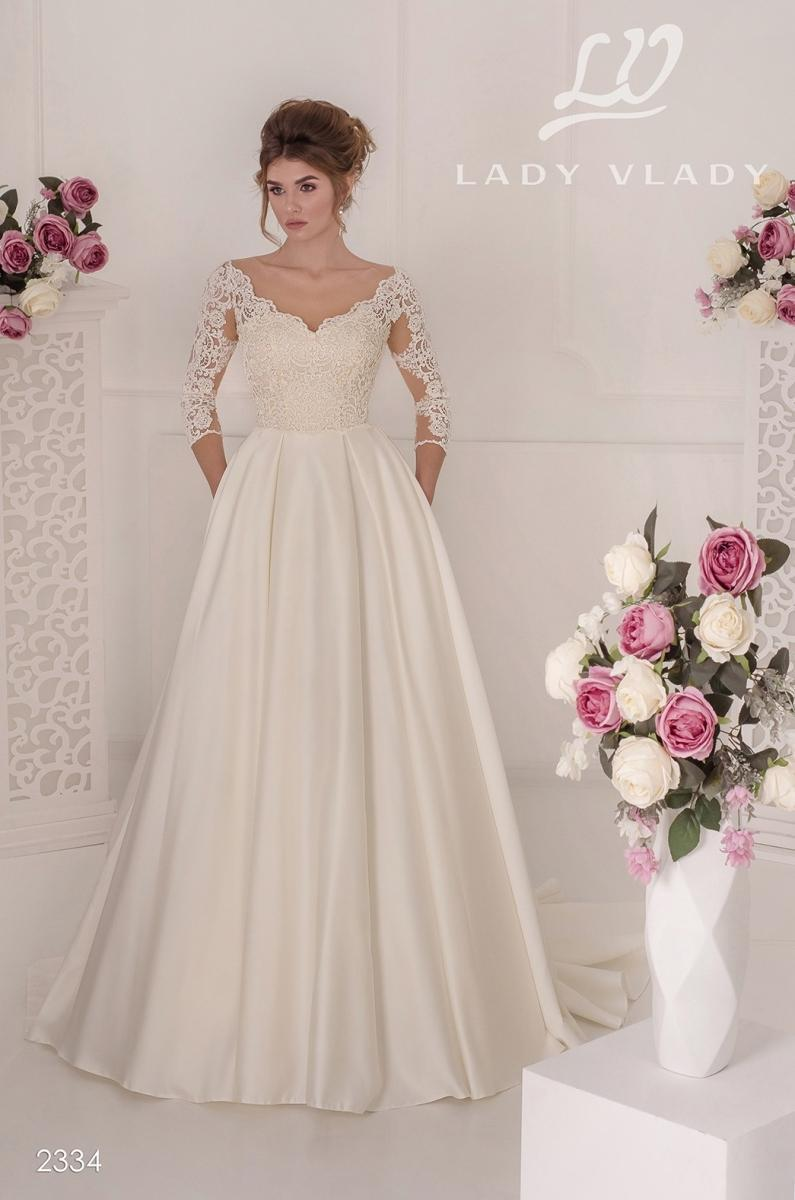 Vestido de novia Lady Vlady 2334