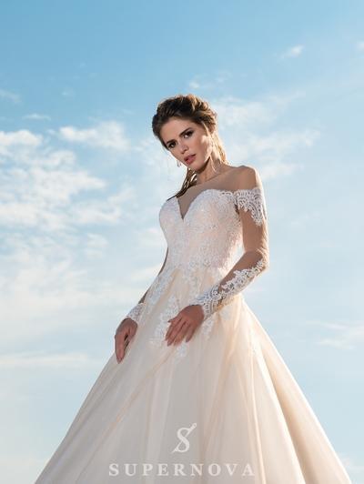 Wedding Dress Supernova SN-025-Priscila
