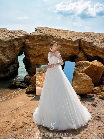 Wedding Dress Supernova SN-026-Paloma