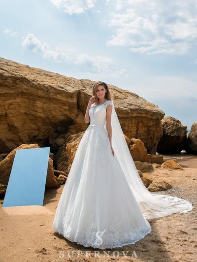 Wedding Dress Supernova SN-027-Paula