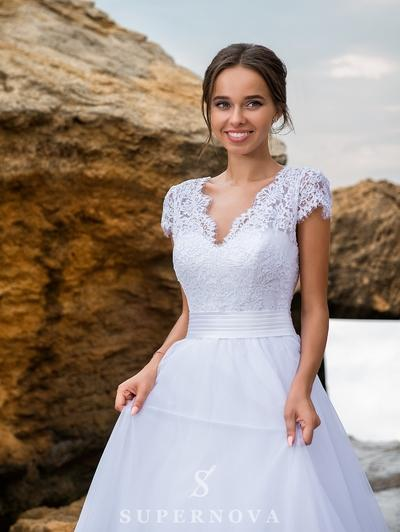 Wedding Dress Supernova SN-028-Polina