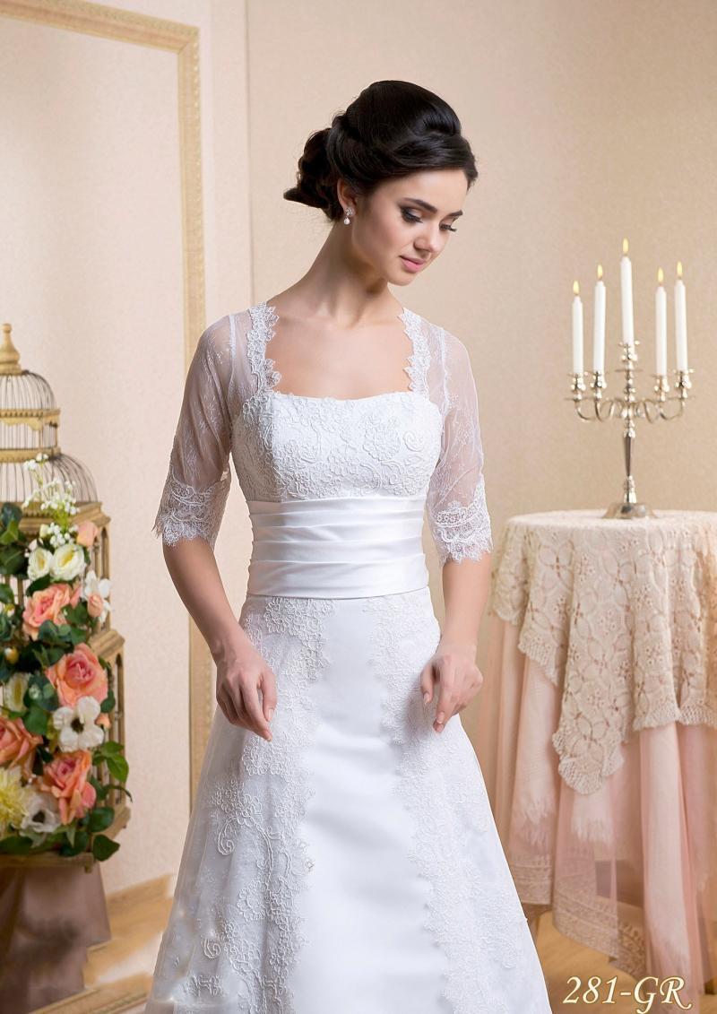 Свадебное платье Pentelei Dolce Vita 281-GR