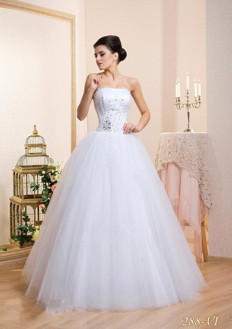 Wedding Dress Pentelei Dolce Vita 288-VI
