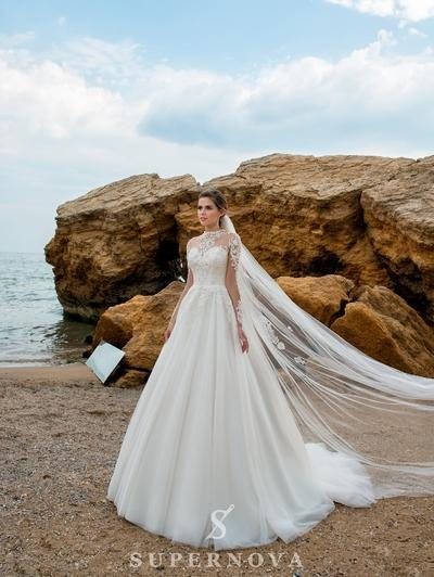 Wedding Dress Supernova SN-029-Perla