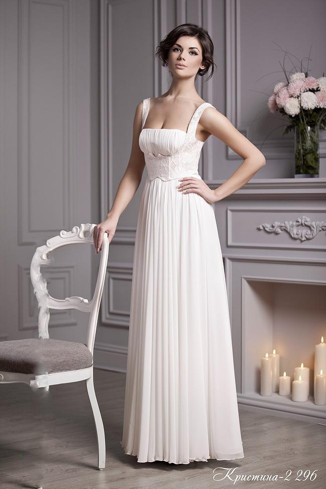 Wedding Dress Viva Deluxe Кристина-2
