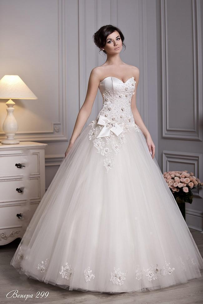 Wedding Dress Viva Deluxe Венера