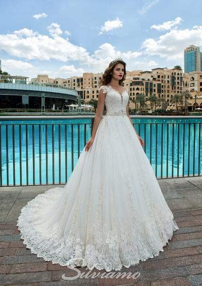 Wedding Dress Silviamo S-394 - Adelaida