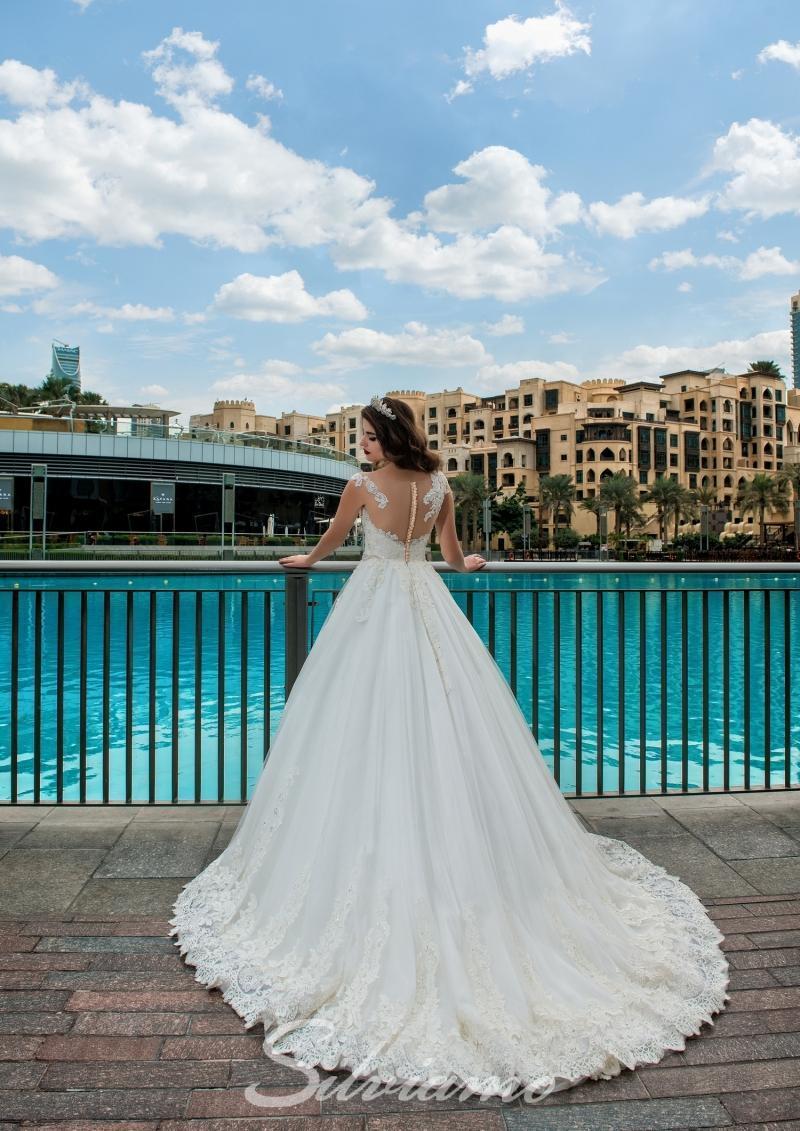 Свадебное платье Silviamo S-394 - Adelaida