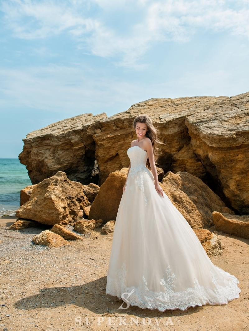 Wedding Dress Supernova SN-030-Petra