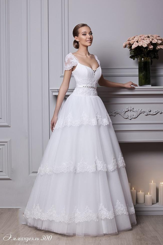 Wedding Dress Viva Deluxe Эммануэль