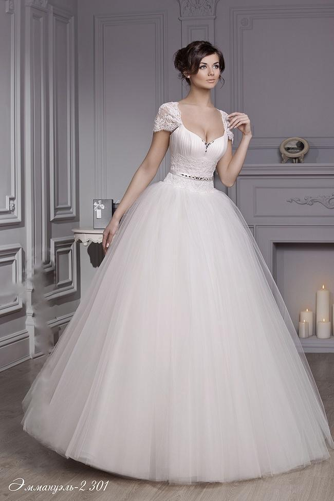 Wedding Dress Viva Deluxe Эммануэль-2