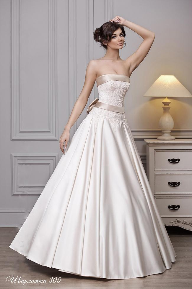 Wedding Dress Viva Deluxe Шарлbyта