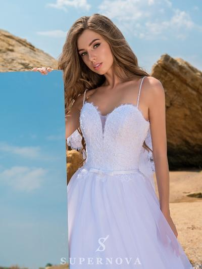 Wedding Dress Supernova SN-031-Pilar