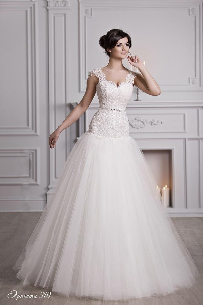 Wedding Dress Viva Deluxe Эрнеста