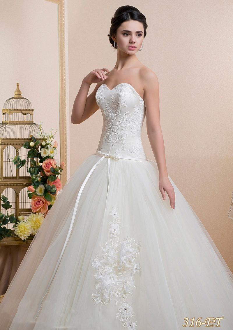 Свадебное платье Pentelei Dolce Vita 316-ET