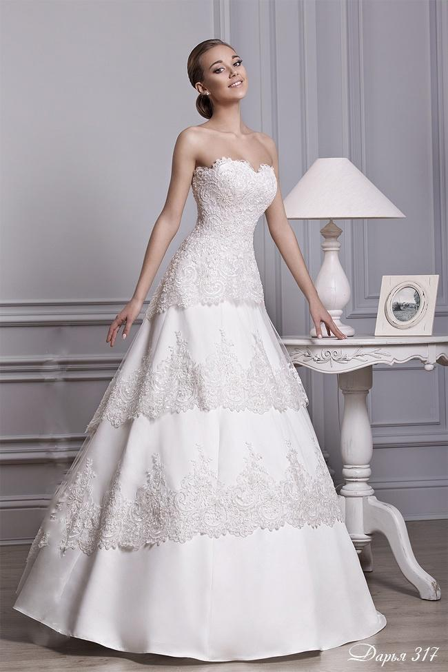 Wedding Dress Viva Deluxe Дарья