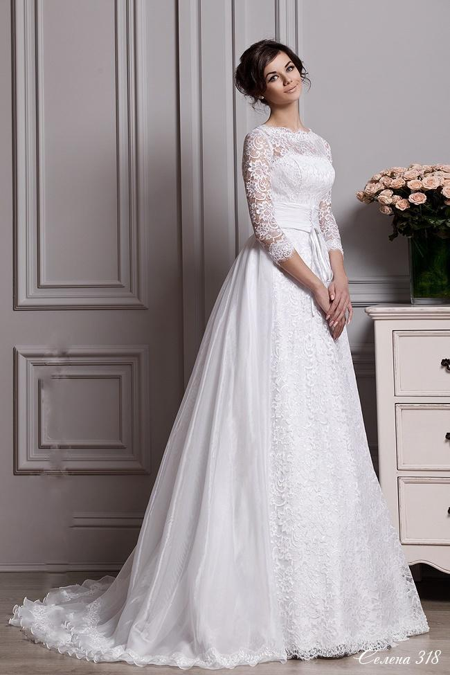 Wedding Dress Viva Deluxe Селена