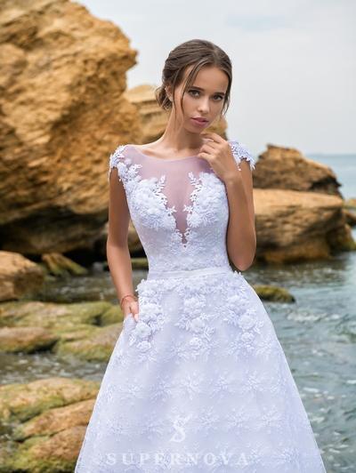 Wedding Dress Supernova SN-032-Prima