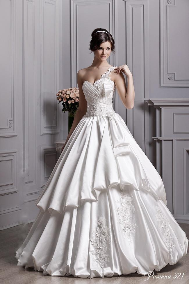 Wedding Dress Viva Deluxe Ромина