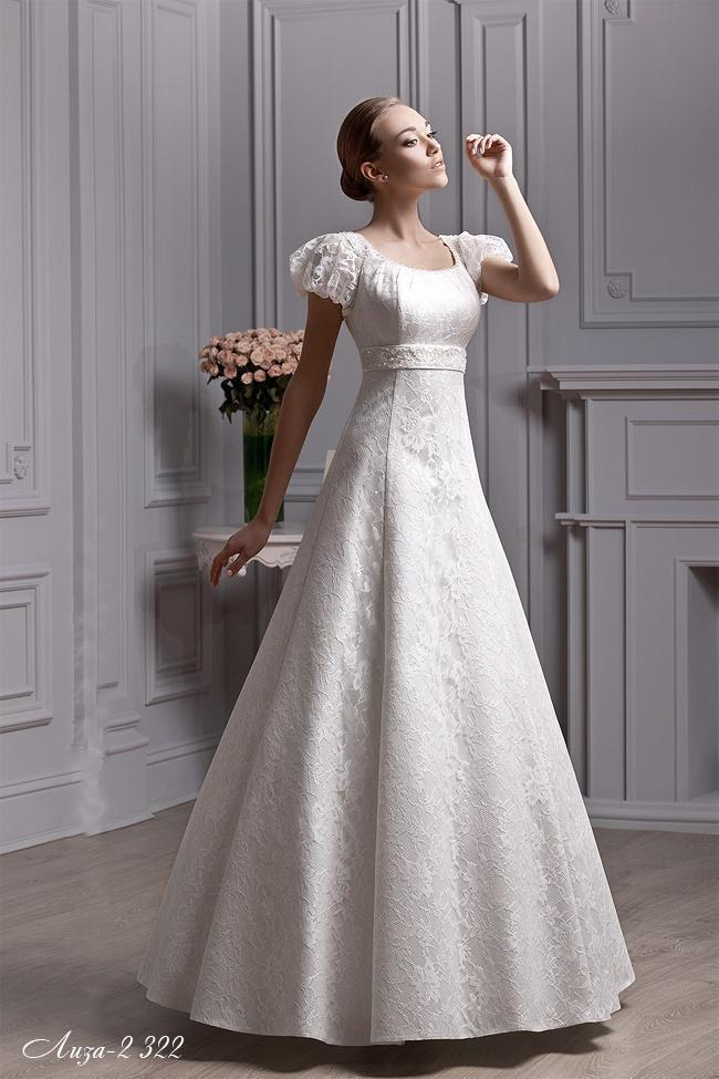 Wedding Dress Viva Deluxe Лиза-2