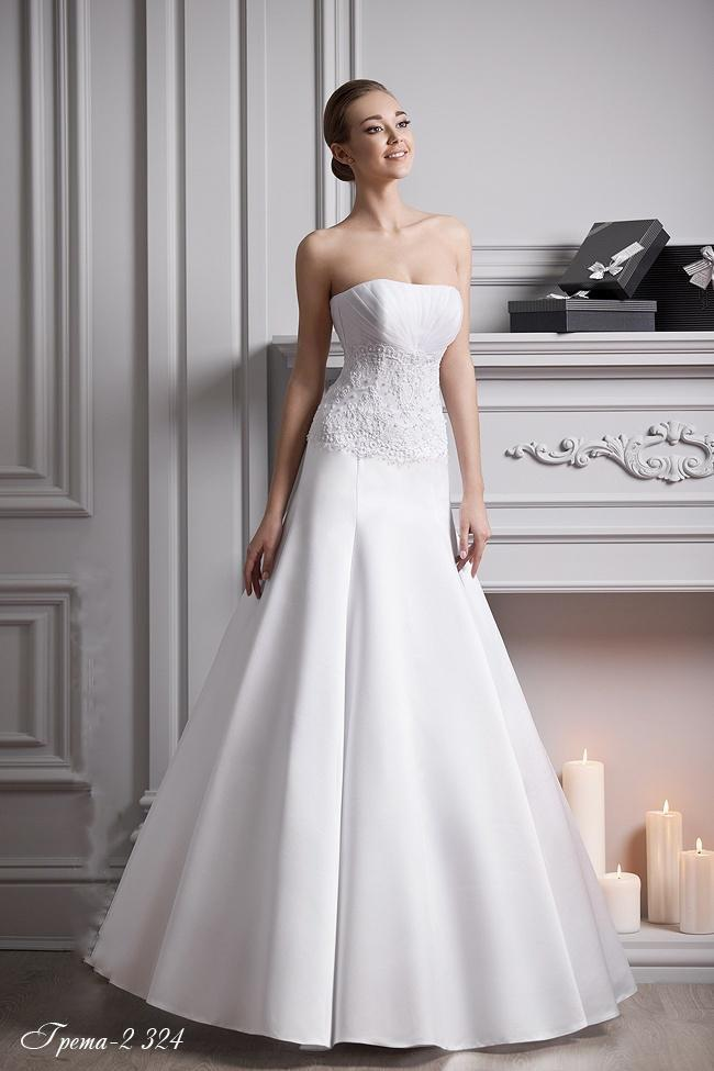 Wedding Dress Viva Deluxe Грета-2