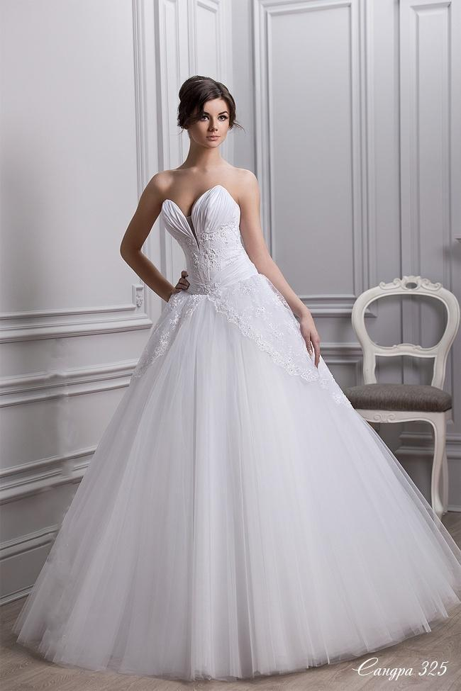 Wedding Dress Viva Deluxe Сандра
