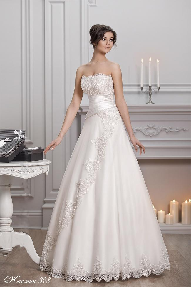 Wedding Dress Viva Deluxe Жасмин
