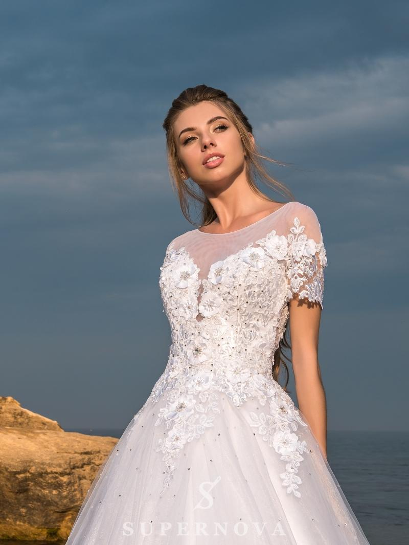 Wedding Dress Supernova SN-033-Pola