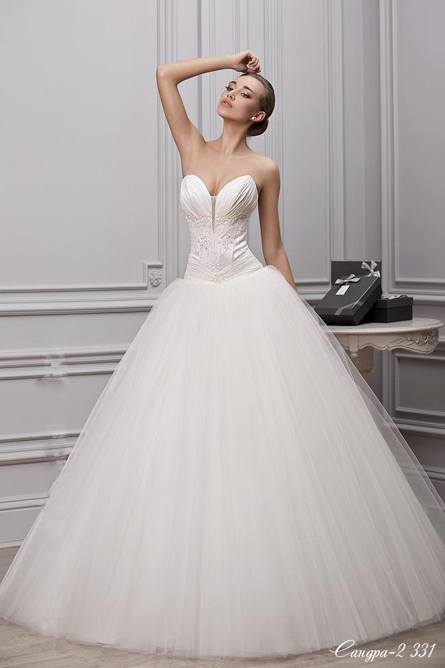 Wedding Dress Viva Deluxe Сандра-2