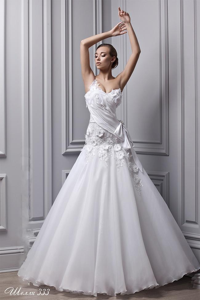 Wedding Dress Viva Deluxe Шелли