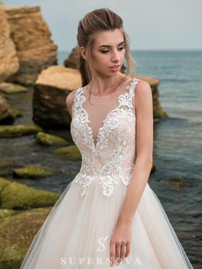 Wedding Dress Supernova SN-034-Penina
