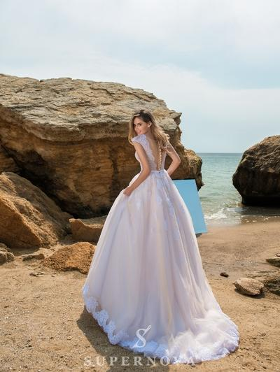 Wedding Dress Supernova SN-035-Porter