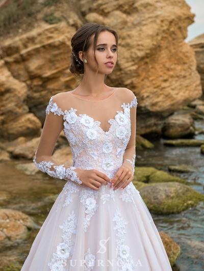 Wedding Dress Supernova SN-037-Philis