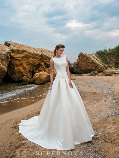 Wedding Dress Supernova SN-039-Peta